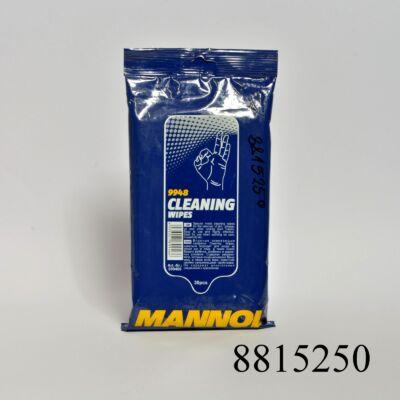 Kéztörlő kendő 30db/csomag MANNOL 9948