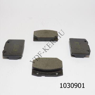 Fékbetét első garnitúra 4db-s Lada 2101-2107