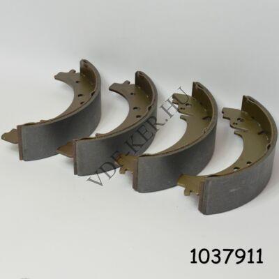 Fékpofa garnitúra (4db) Lada 250x51mm (Niva is)