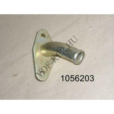 Fűtéscső fém Niva rövid pipa (hengerfejre)
