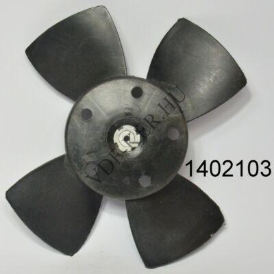 Ventillátorlapát Lada 2103 elektromosra