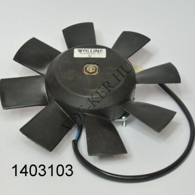 Hűtő ventillátor-motor Lada 2103 = Samara