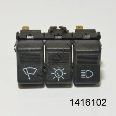 Világításkapcsoló 3-as Lada 2101