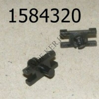 Díszlécpatent Audi 80 oldaldíszléchez 188023