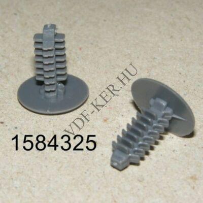Kárpitpatent Fiat UNI szürke 6mm