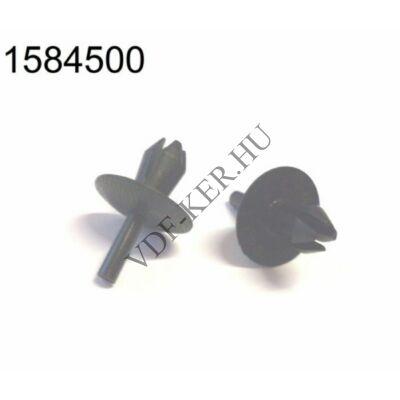 Lökhárító burkolat patent OPEL, FORD, VW  MB 5,5mm 186032