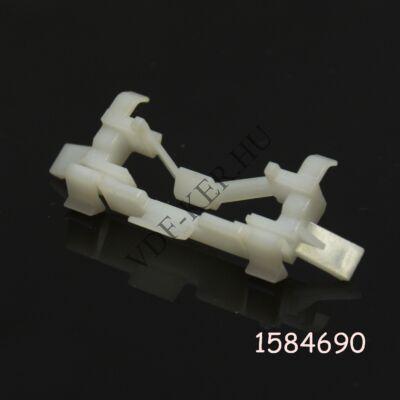 Patent díszléctartó fehér Daewoo