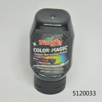 TW Color Magic  fekete színpolír 300ml