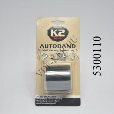 K2 ragasztószalag Autoband vízálló (bandázs) erős K2