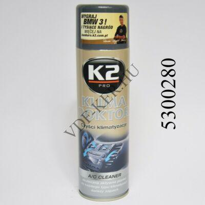K2 klímatisztító KLIMA DOKTOR  500ml