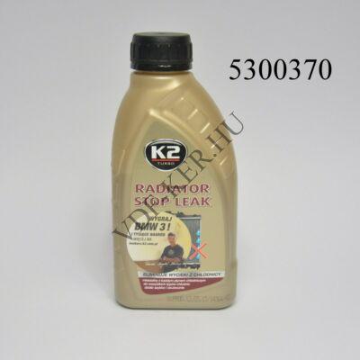 K2 hűtőtömítő RADIATOR STOP LEAK 400g folyadék