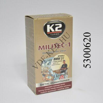 K2 MILITEC-1 fémnemesítő adalék olajhoz