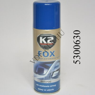 K2 páramentesítő FOX aer. 200ml