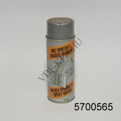 Kenőzsír spray teflonnal fehér 565 MOTIP