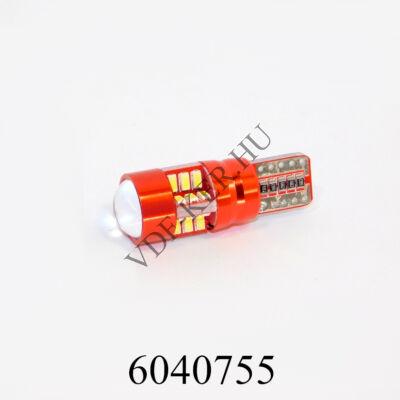 Izzó LED 12V 27SMD fehér DB EXTRA erős CANBUS (5W) (W2.1x9.5d) T10 HID71703/12-24V
