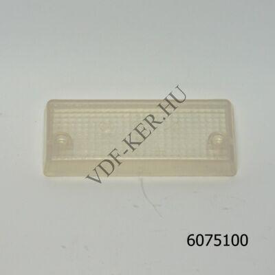 Tolatólámpabúra Lada 21011 fehér lapos