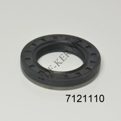 Differenciálmű szimmering Niva 1.7 jobbos 35x57x9  S2110-féltengely erősített hátsó gumis külsejű fekete