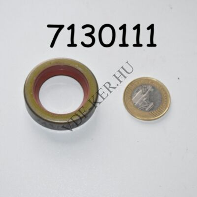 Kormánymű szimmering Lada alsó 28x43x10mm