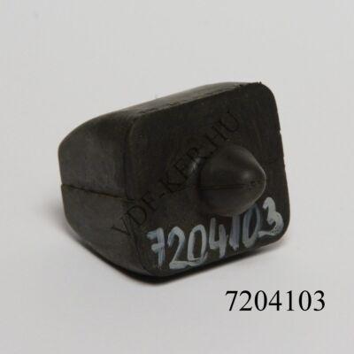 Diffiütköző gumi Lada szögletes