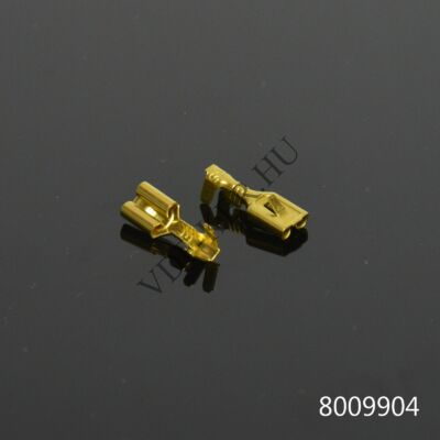 Kábelsaru csúszó 4mm mama biztosítós SF2D 4.8-100