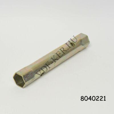 Gyertyakulcs 21 mm orosz cső