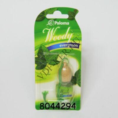 Illatosító Paloma  parfüm Woody vegyes parafadugós