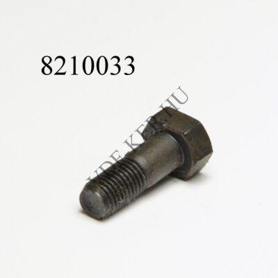Acélcsavar 10x28mm 10x1.25 menettel csapott fejű (féknyeregcsavar) Lada