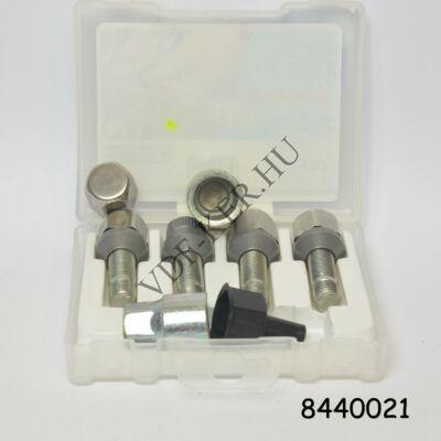 Kerékőr Locket DB1 M12x1.25mm sima kúp pl. LADA, Suzuki Swift