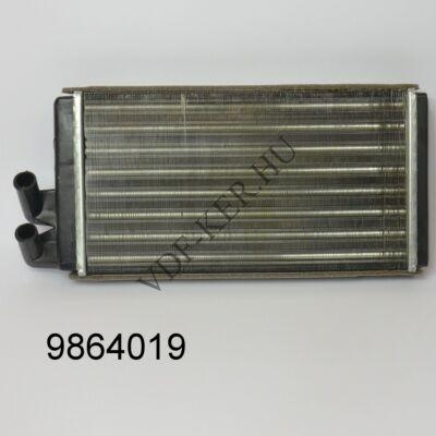 Fűtőradiátor 355x215mm AUDI100 79- 443819031C =VALEO 812068, AUDI A6 '95-97, Febi11090
