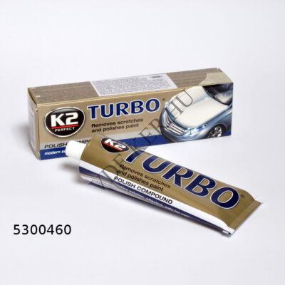 K2 karceltávolító TURBO-TEMPO 120g  tisztító wax