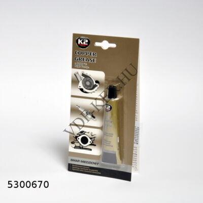 K2 Copper Grease - réz zsír (rézpaszta) 20g